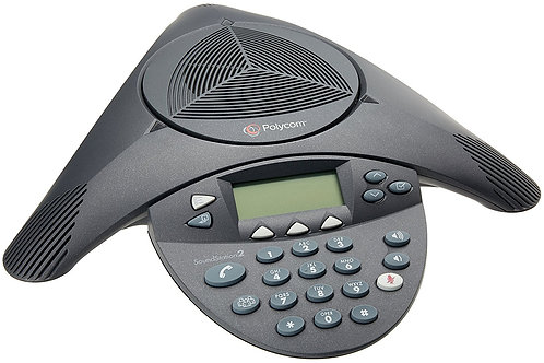 Polycom SoundStation2 Expandable Conference Phone (Refurbished)