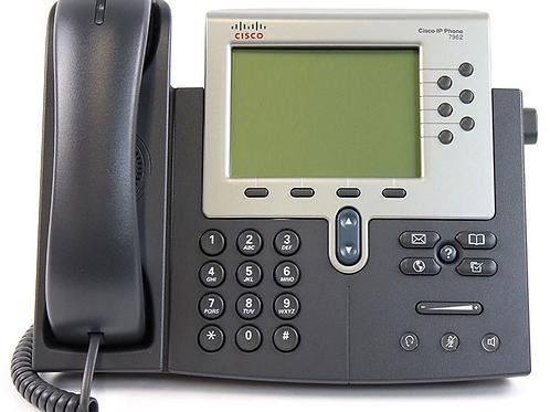 CISCO 7962G Unified IP Phone (Refurbished)