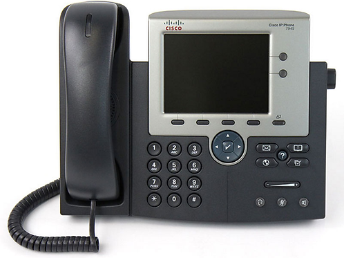 CISCO 7945G Unified IP Phone (Refurbished)