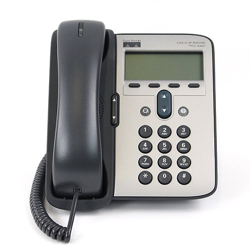CISCO 7912 IP Phone (Refurbished)