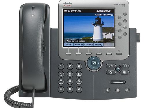 CISCO 7975G Unified IP Phone (Refurbished)