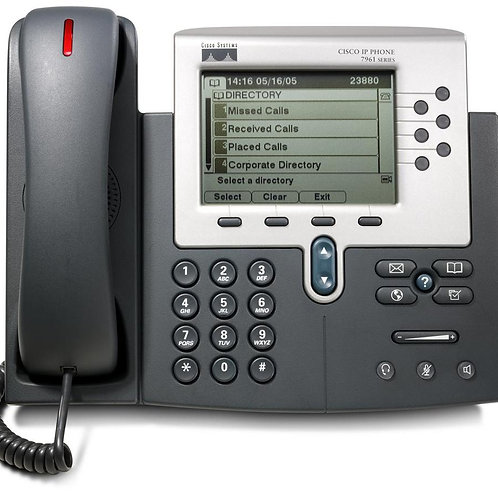 CISCO 7961G Unified IP Phone (Refurbished)