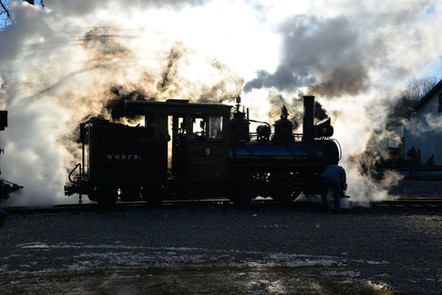 """Morning Steam 