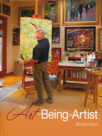 """The Art of Being an Artist 