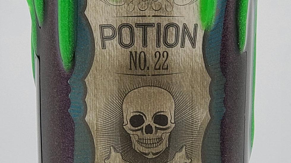 30 oz. Bubbly brew witches potion tumbler