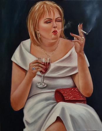 "Stella | 24"" x 28"" | Oil/Canvas"