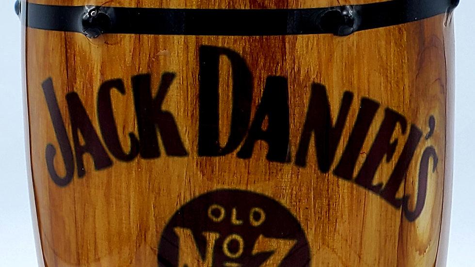 25 oz. Jack Daniel's Whiskey Barrel Double Walled Stainless Steel Tumbler