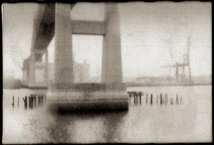 "Mystic River (Crappy Negative Series) | 17"" x 22"" | Archival Pigment Print"