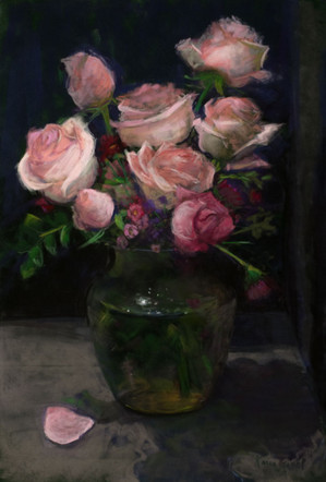 "A Touch of Grace | 19"" x 13"" 