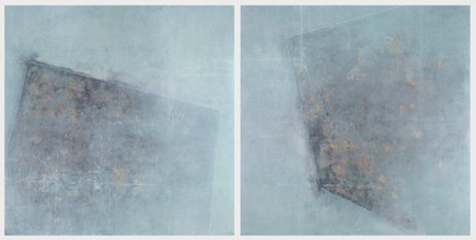 "Monumental I & II (diptych) | (2) 36"" x 36"" panels 