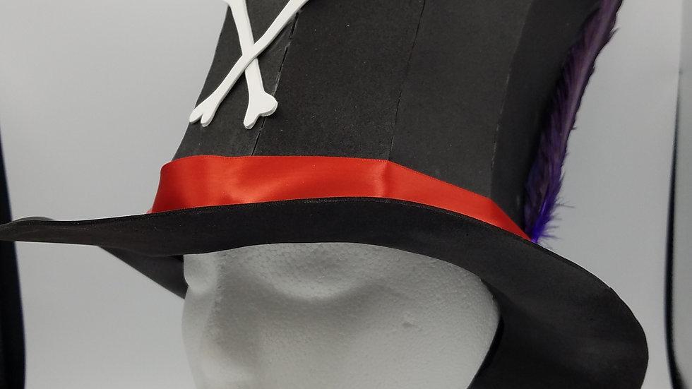 Dr. Facilier top hat
