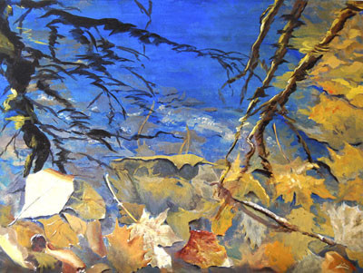 """Reflections: Triple Vision 