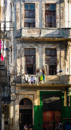 """Havana Living #1   23.5"""" x 16""""   Signed, numbered, color print on archival paper"""