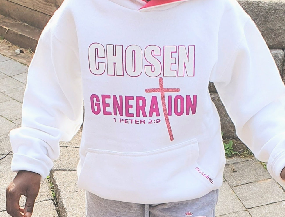 CHOSEN Generation - Girls Special Edition Hoodie