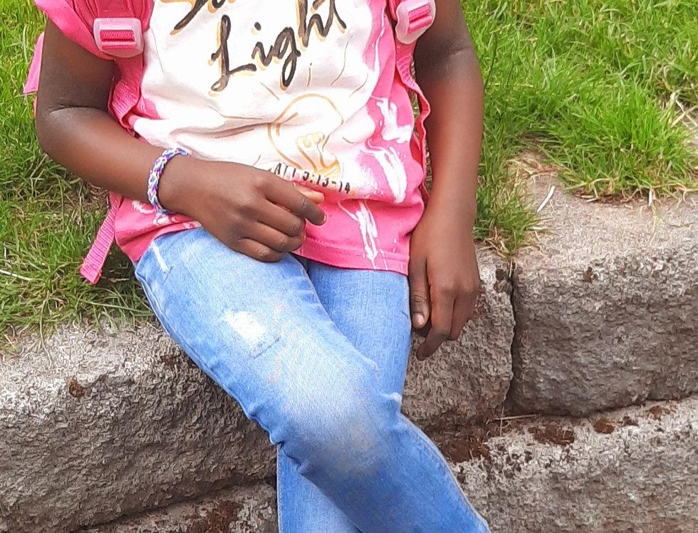 SALT+LIGHT - Hand Made Dye T Shirt