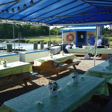 Essex River Cruises Cookout