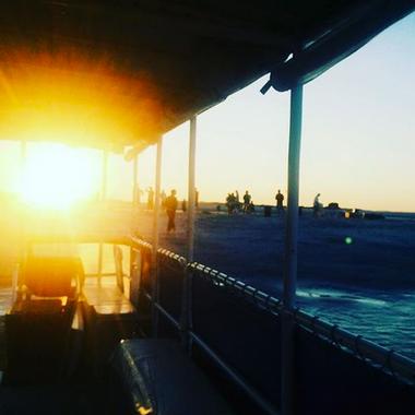 Essex River Cruises Tidal Beach Clambake