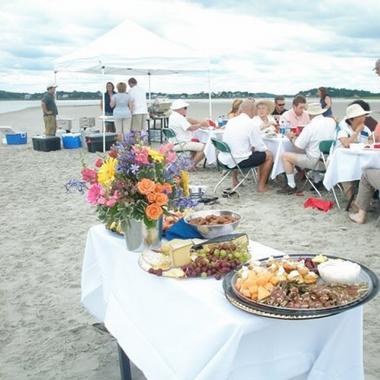 Essex River Cruises Wedding