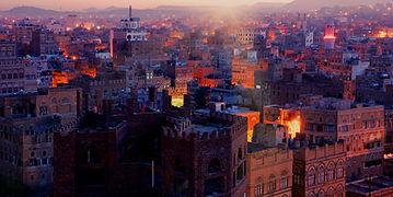 Yemen.%20Sunrise%20in%20the%20old%20city