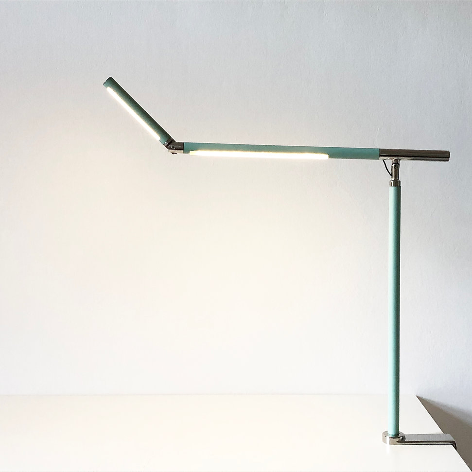 Desk lamp by Jitka Frouzova