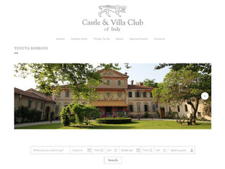 Castle & Villa Club d'Italia