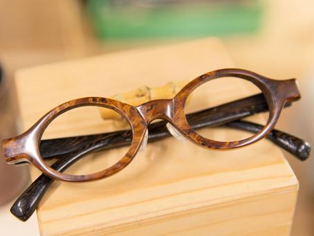 技術、熱情,一手包辦的眼鏡工藝 | 曾鏡