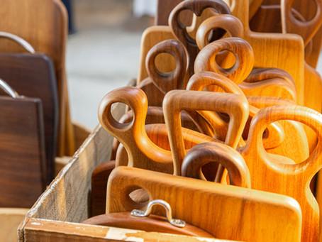 木頭砧板:保養和使用的建議
