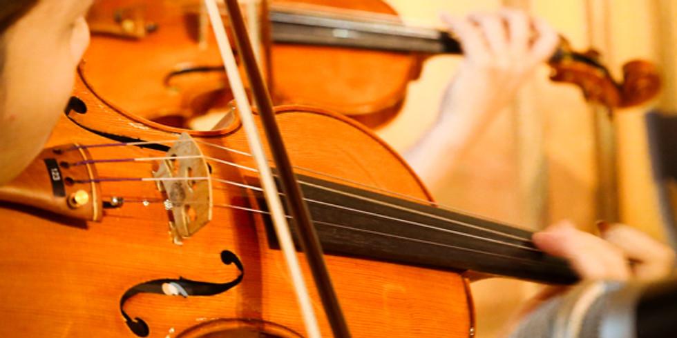 2019 手工提琴四重奏 公益音樂會