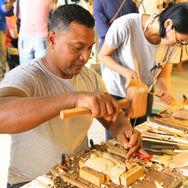 馬爹木雕 (carving)
