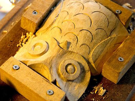 南島之風,無國界的感動 | 馬爹木雕 MADE Carving