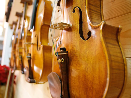 如何存放提琴
