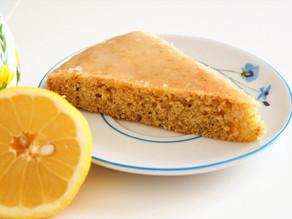 Saftiger und aromatischer Zitronenkuchen