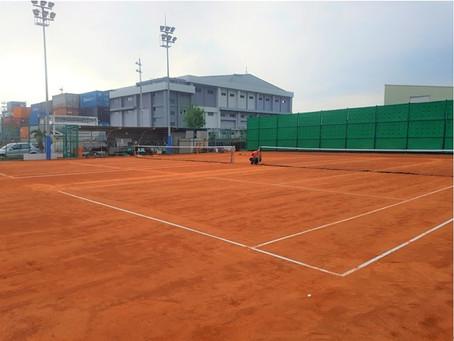 紅土網球場案例