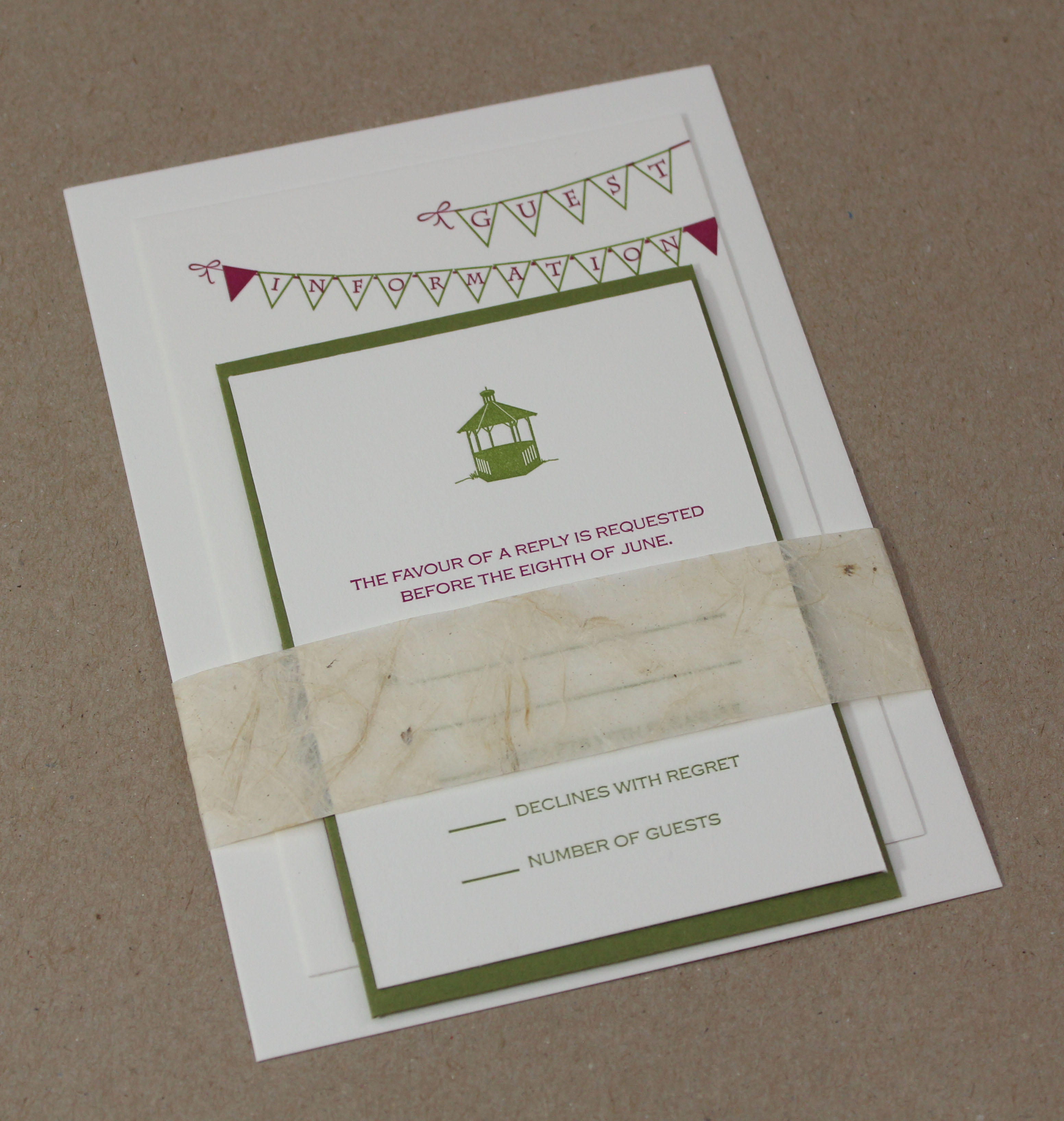 nberry invitations