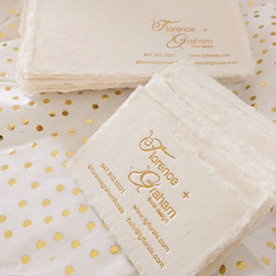 deckle edge business cards