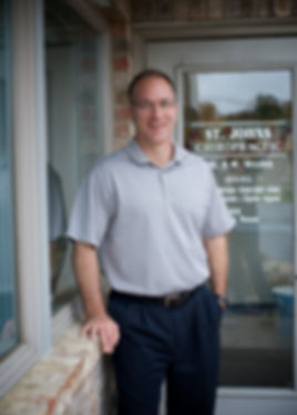 Dr. Rodger Massa of St. Johns Chiropractic Clinic