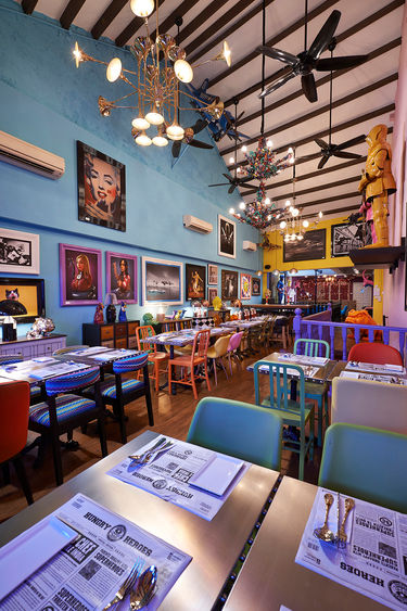 Hungry Heroes Restaurant