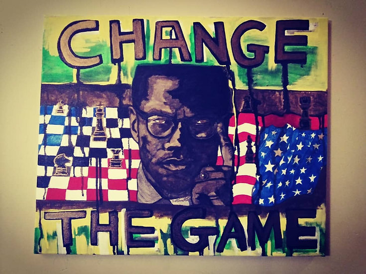 """""""Change The Game"""""""