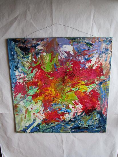 Crayon Swirls