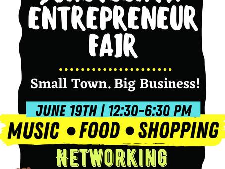Juneteenth Entrepreneur Fair - June Roxboro NC USA 2021