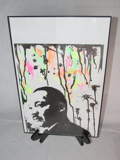 MLK Pop Art