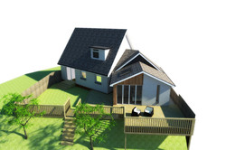 34 - Extension to House in Alloa