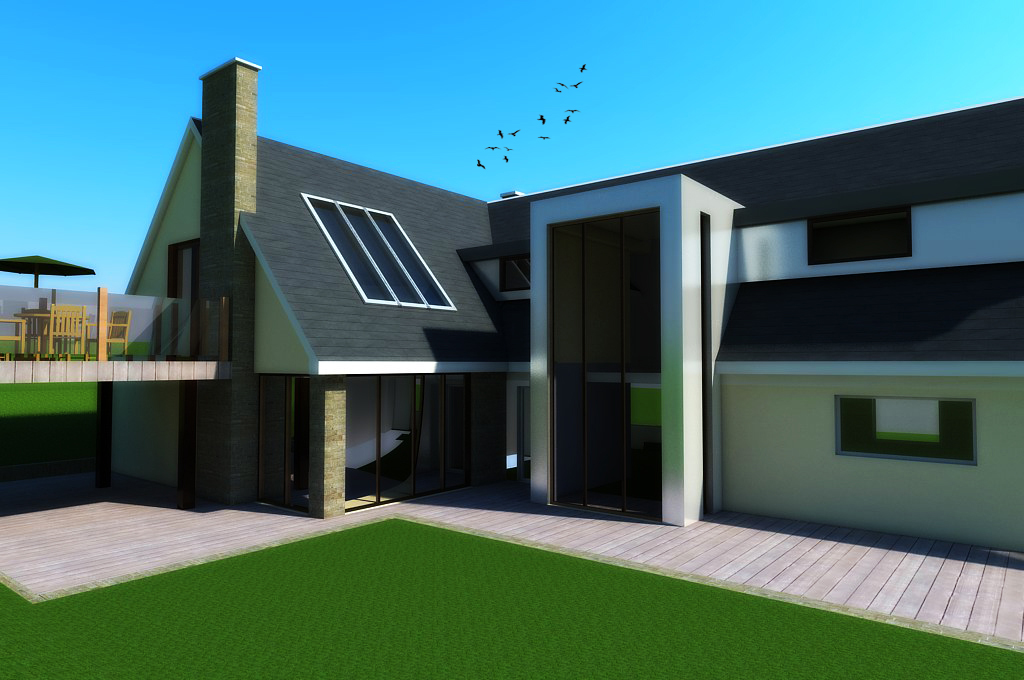 11 - Contemporary Extension