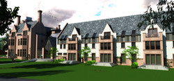 1 - Greenfield House Retiremement Flats