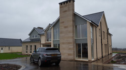 Bespoke House, almost complete, Dullatur