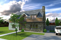 New House in North Lanarkshire