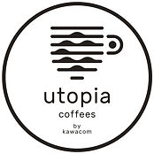 UTOPIA COFFEES_LOGO_BLACK OUTLINE SIGNAT