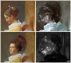 "Research findings, Fragonard's, ""Woman Reading"""