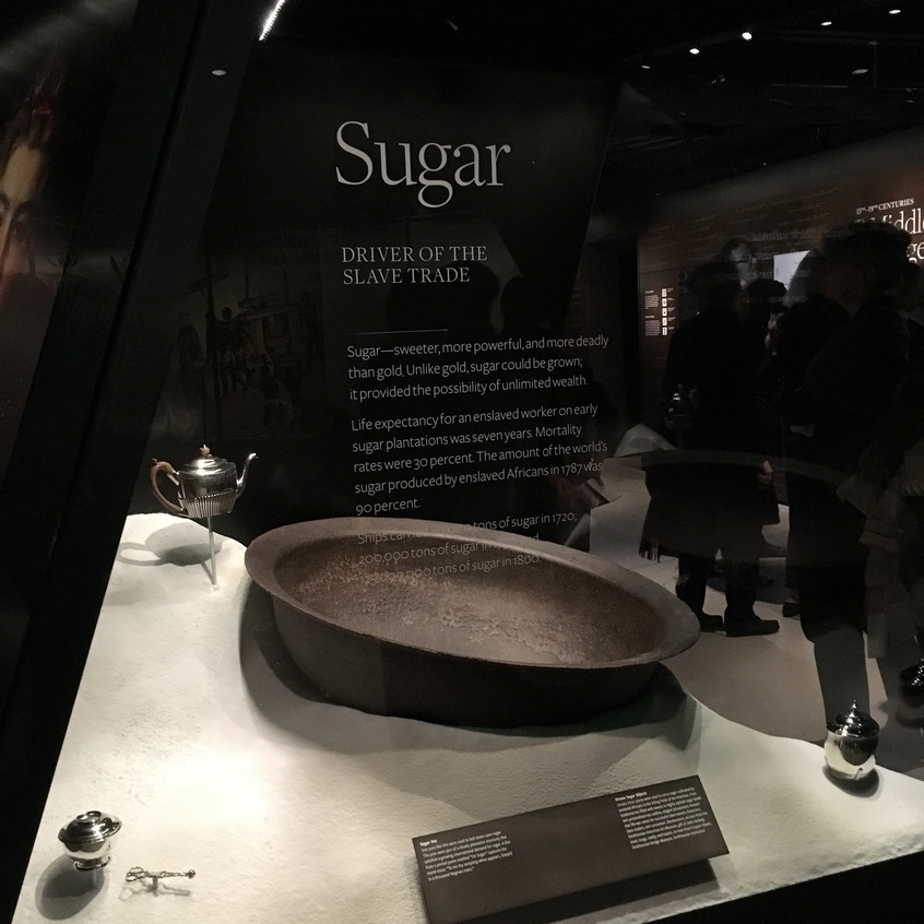 Sugar: the beginnings of slavery