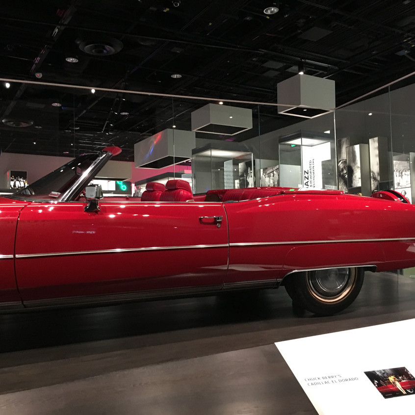 Chuck Berry's car